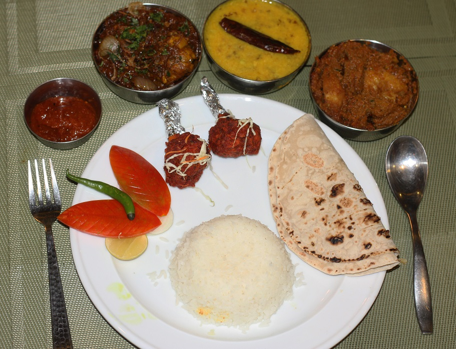 Indian Non-Veg Exotic Combo