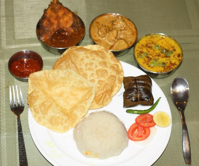 Bengali Special Non-Veg Combo