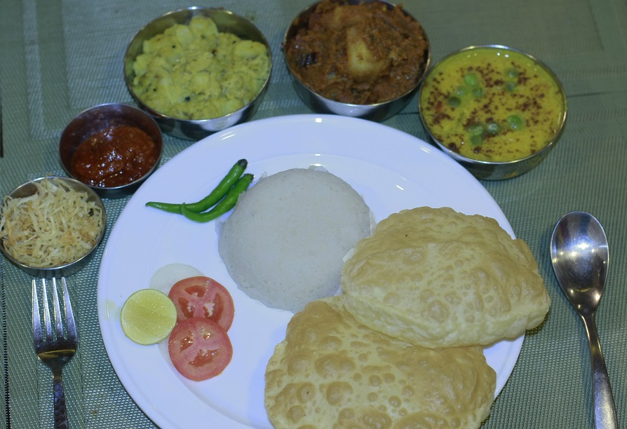 Bengali Veg Combo Premium